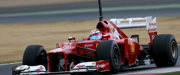 Motor Racing - Formula One Young Drivers Test - Day Two - Magny-Cours, France