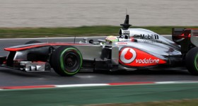 F1 Testing Barcelona, Spain 28 February - 3 March 2013