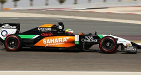 F1 Testing Bahrain, Sakhir 27 February  - 02 March 2014