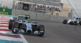 Abu Dhabi Grand Prix, UAE 20 - 23 November 2014
