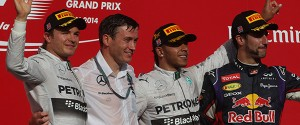United States Grand Prix, Austin 30 October - 2 November 2014