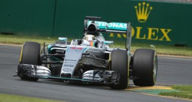 Australian Grand Prix, Melbourne 12 - 15 March 2015