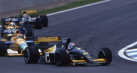 F1-Road to Barcellona