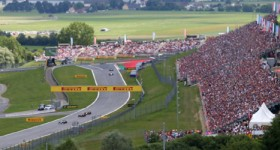 Austrian Grand Prix, Red Bull Ring 19-22 June 2014
