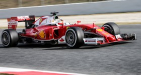 F1 Testing Barcelona, Spain 22 - 25 February 2016