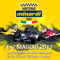 HISTORIC MINARDI DAY 2017