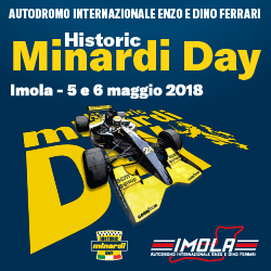 HISTORIC MINARDI DAY 2018
