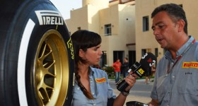 Motor Racing - Formula One World Championship - Abu Dhabi Grand Prix - Preparation Day - Abu Dhabi, UAE