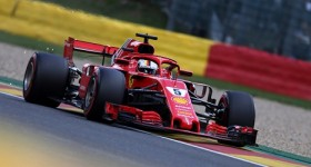 Belgian Grand Prix, Spa - Francorchamps 23 - 26 August 2018