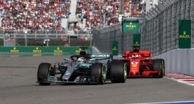 Russian Grand Prix, Sochi 27 - 30 September 2018