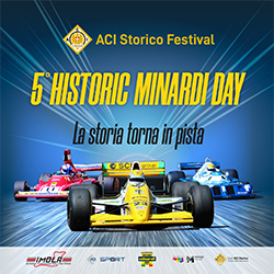HISTORIC MINARDI DAY 2020
