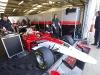GP2 Series Testing.Silverstone, England. Wednesday 6th April 2011. Davide Rigon (ITA, Scuderia Coloni). World Copyright: Alastair Staley/GP2 Media Service. Ref: _AS5D9783.jpg
