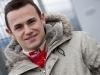 GP2 Series Testing.Silverstone, England. Tuesday 5th April 2011. Davide Rigon (ITA, Scuderia Coloni). Portrait.World Copyright: Alastair Staley/GP2 Media Service. Ref: __O9T0780.jpg